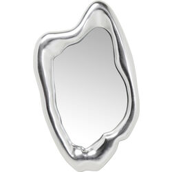 Mirror Hologram Silver 117x68cm