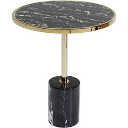 Side Table San Remo Base Black Ø46cm