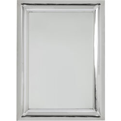 Mirror Steel Corner 120x88cm
