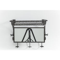 Coat Rack Industrial Chic