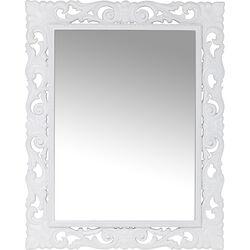 Mirror Secolo White 82x102