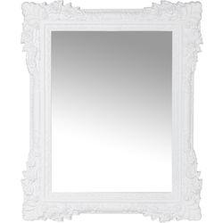 Mirror Fiore White 89x109