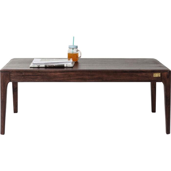brooklyn walnut couchtisch 115x60cm kare design. Black Bedroom Furniture Sets. Home Design Ideas