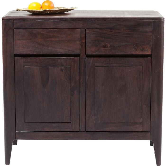 brooklyn walnut kommode kare design. Black Bedroom Furniture Sets. Home Design Ideas