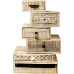 Drawer Tower Puro (6/Set)