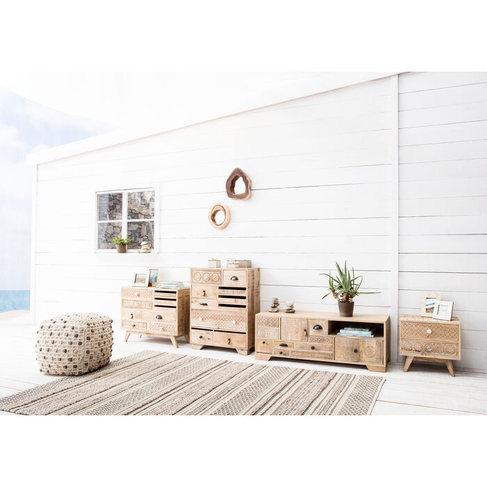 commode puro beach kare design. Black Bedroom Furniture Sets. Home Design Ideas