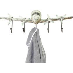 Coat Rack Iron Propeller