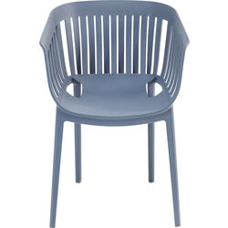 Chair with Armrest Golden Gate Grey