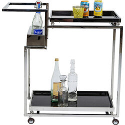 Tray Table Barfly Silver