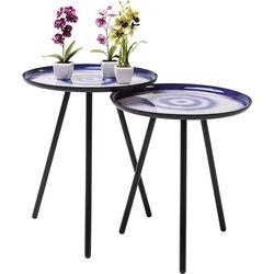 Side Table Coachella Ø40cm (2/Set)