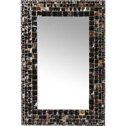 Mirror Big Squares MOP 120x80cm