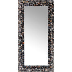 Mirror Big Squares MOP 180x90cm