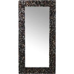 Mirror Squares MOP 180x90cm