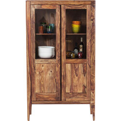 Brooklyn Nature Display Cabinet 2 Doors