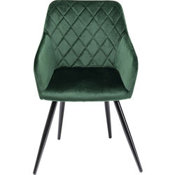 Chair with Armrest Bretagne Green