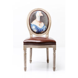 Chair Louis Artistico Duck