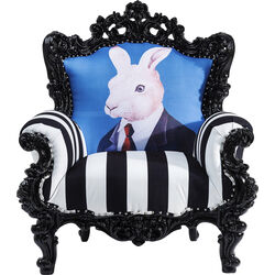 Arm Chair Mink Mr. Rabbit
