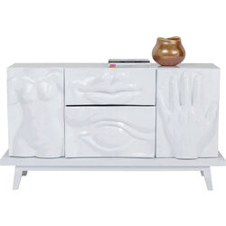 Sideboard Body Art White