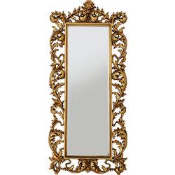 Mirror Sun King Rectangular Gold 190x90cm