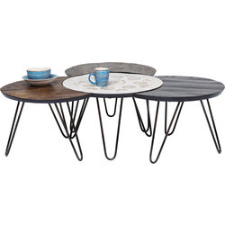 Coffee Table Finca (4/Set)