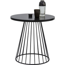 Table Bistro Wire Black 60cm