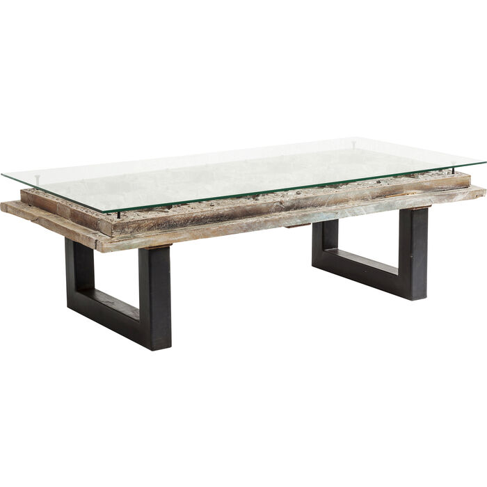 Coffee table kalif 140x70cm kare design - Table kare design ...