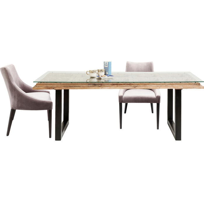 Table kalif 200x90cm kare design - Table kare design ...