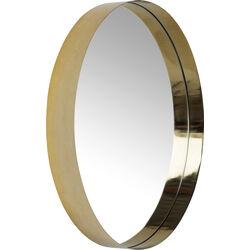 Mirror Luna Gold Ø61cm