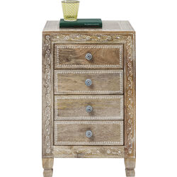 Dresser Desert Queen 4 drawers