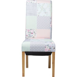 Chair Patchwork Powder