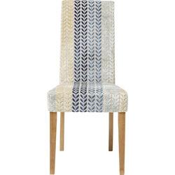 Padded Chair Econo Slim Tula