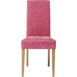 Padded Chair Econo Slim Shine Rose