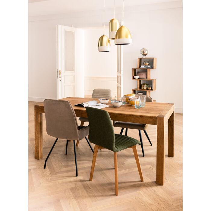 table attento dining 160x80cm kare design. Black Bedroom Furniture Sets. Home Design Ideas
