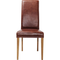 Padded Chair Ronja Leather