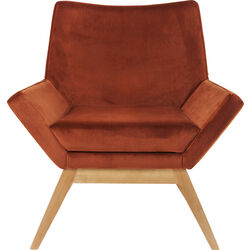 Armchair Pixie Orange