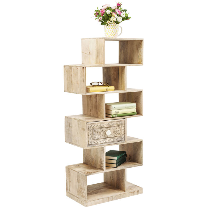 regal puro zick zack kare design. Black Bedroom Furniture Sets. Home Design Ideas