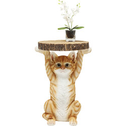 Side Table Animal Ms Cat Ø33cm