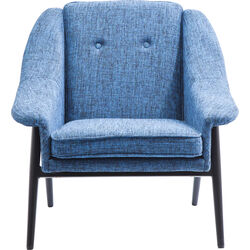 Arm Chair Queens Cosy Blue