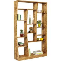 Shelf Rettangolo Oak Right 200x117cm