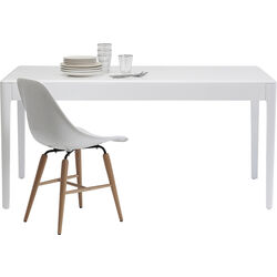 Brooklyn White Table 160x80cm