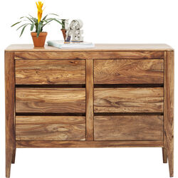 Brooklyn Nature Dresser 6 Drawers