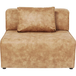 2-seater 100 Infinity Antique 24 Cognac