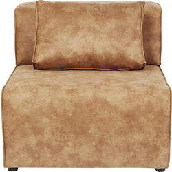 2-seater 80 Infinity Elements Cognac
