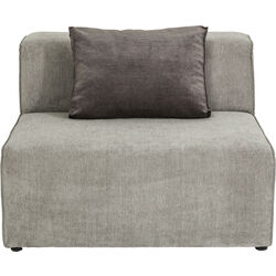 2-seater 100 Infinity Elements Grey