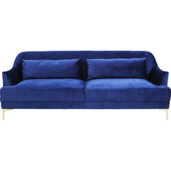 Sofa Proud 3-Seater Blue