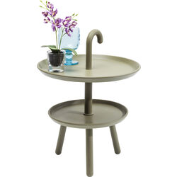 Side Table Jacky Green Ø42cm