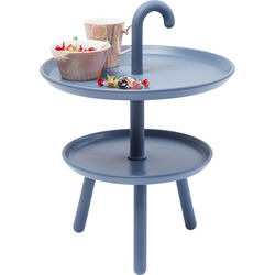 Side Table Jacky Grey Ø42cm