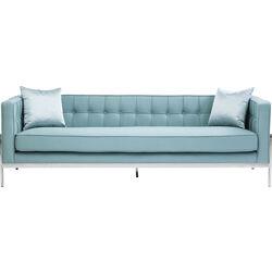 Sofa Loft  Light Blue 3-Seater