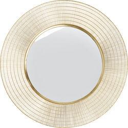 Mirror Nimbus Brass Ø90cm