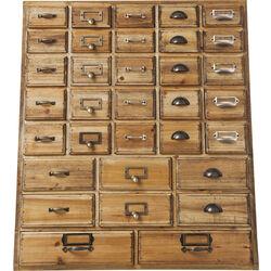 Wall Dresser Cookies 33 Drawer